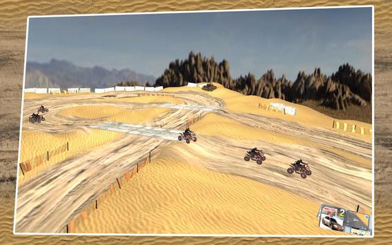 Quad Bike Race Desert Offroad screenshot 12