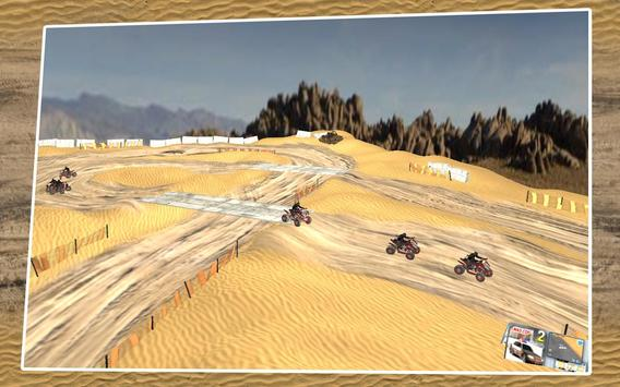 Quad Bike Race Desert Offroad screenshot 7