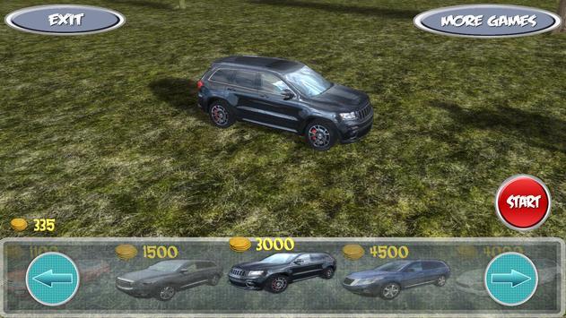SUV Drive 3D 4x4 screenshot 1