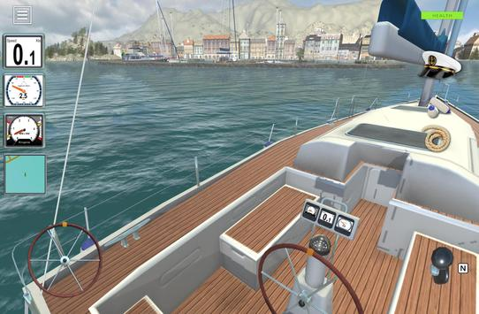 Dock your Boat 3D poster