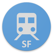 SF Metro Maps - BART + MUNI icon