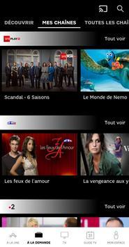 SFR Play capture d'écran 1