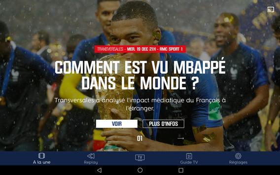 RMC Sport ảnh chụp màn hình 8