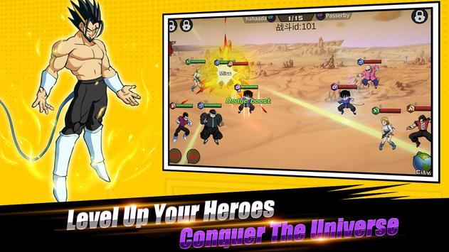 Super Fighters imagem de tela 9
