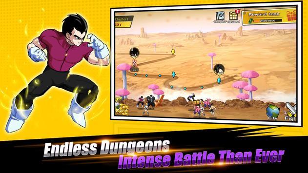 Super Fighters imagem de tela 2