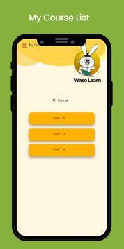 Waso Learn KG-12 تصوير الشاشة 4