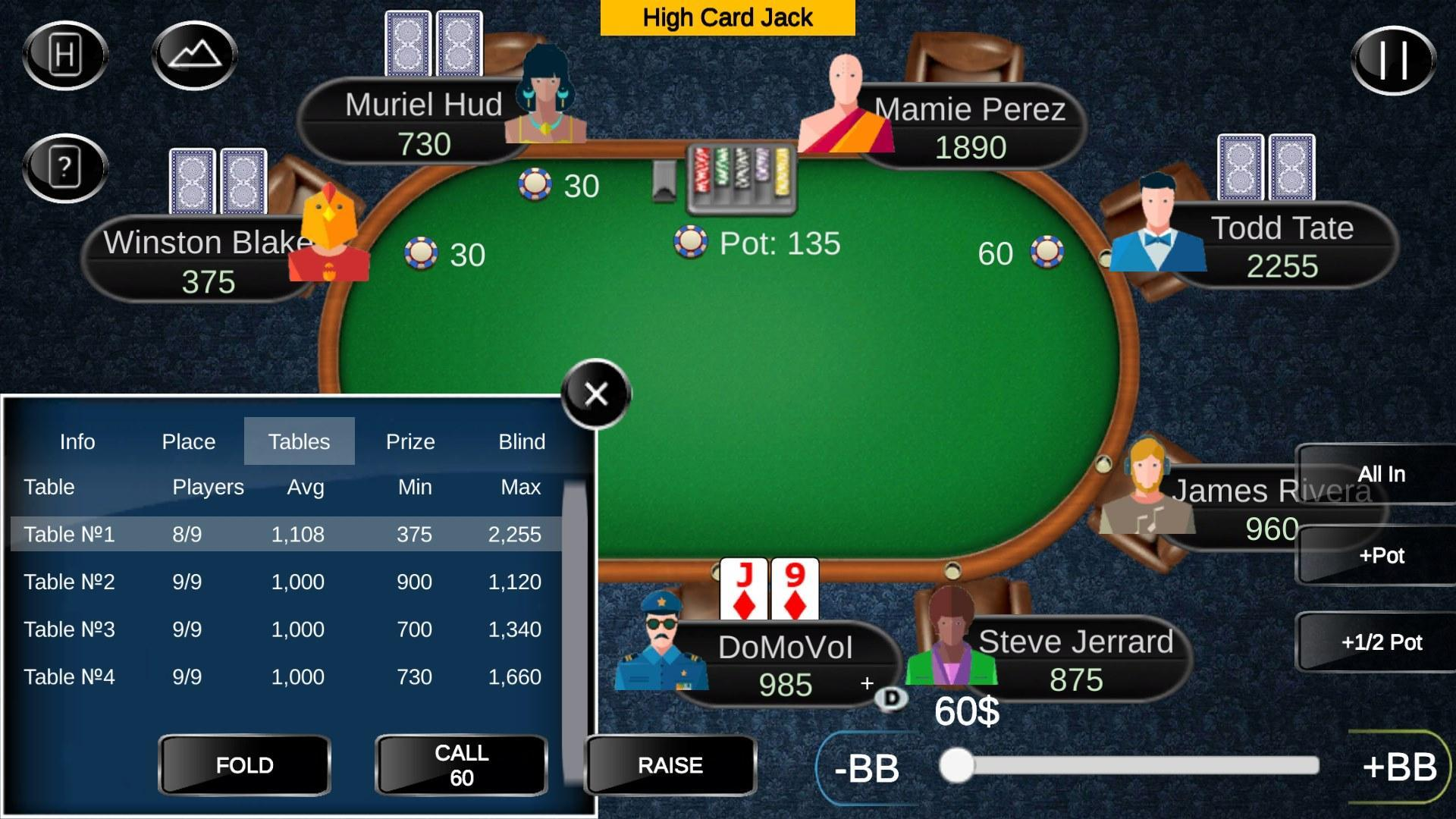Offline Poker Tournaments For Android Apk Download