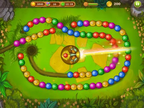 Marble Puzzle: Marble Shooting & Puzzle Games screenshot 13