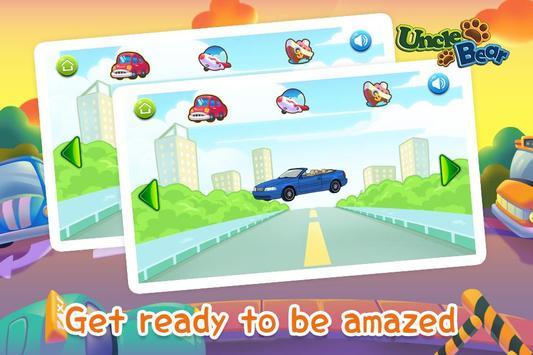 Line Game for Kids: Vehicles screenshot 3