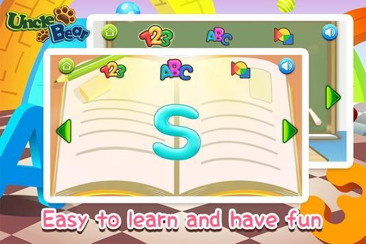 Line Game for Kids: ABC/123 screenshot 2