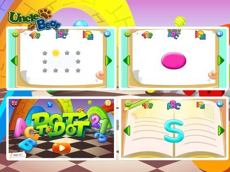 Line Game for Kids: ABC/123 screenshot 9