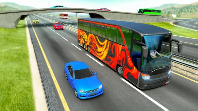 Euro Coach Bus City Extreme Driver 海報