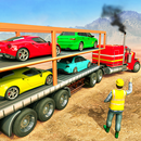 Offroad Transporter Car Trailer Parking Drive APK Android