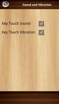 Multicolor Soft Keyboard Free screenshot 5