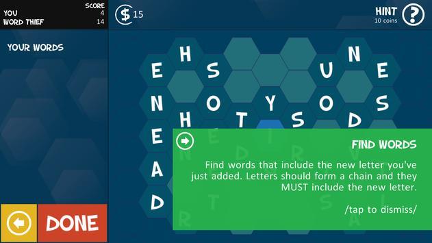 Word Thief screenshot 3