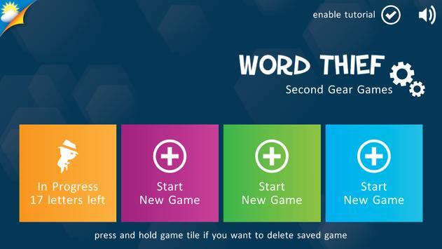 Word Thief screenshot 1