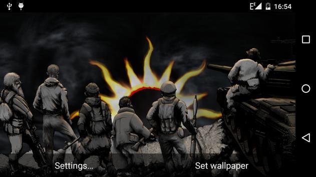 ZAREVO Live Wallpaper screenshot 5