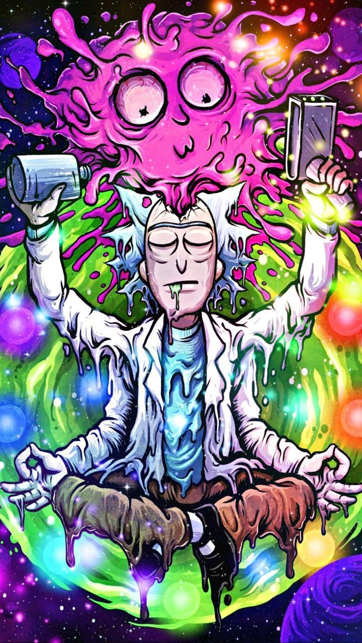 Rick And Morty Wallpaper Hd Backgrounds For Android Apk Download
