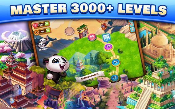 Panda Pop captura de pantalla 4