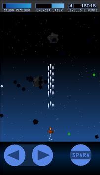 Pioggia di Asteroidi screenshot 2