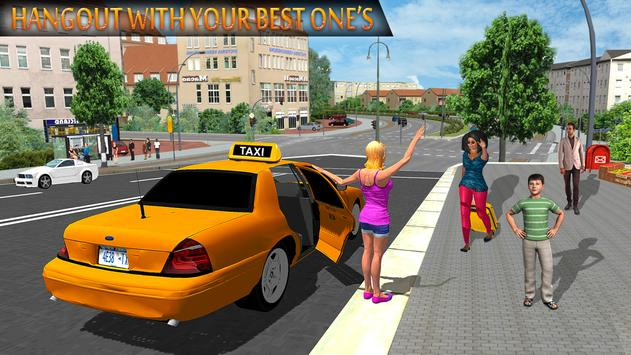 Real Car Driving With Gear 3D: Driving School 2021 poster
