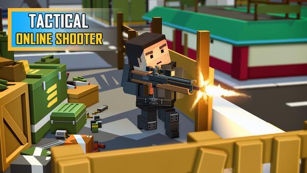 Pixel Grand Battle Ekran Görüntüsü 5