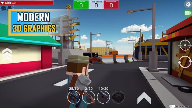 Pixel Grand Battle Ekran Görüntüsü 9