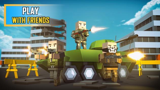 Pixel Grand Battle Ekran Görüntüsü 12
