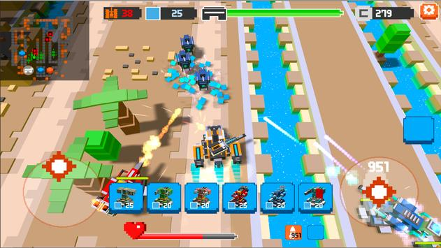 War Boxes: Tower Defense screenshot 7