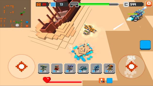 War Boxes: Tower Defense screenshot 8