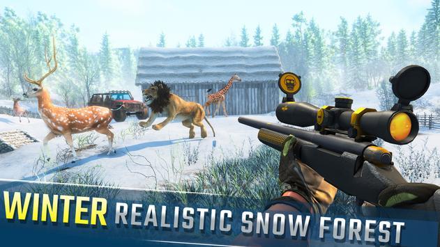 Wild Animal Hunting 2021: Best Shooting Games FPS screenshot 2