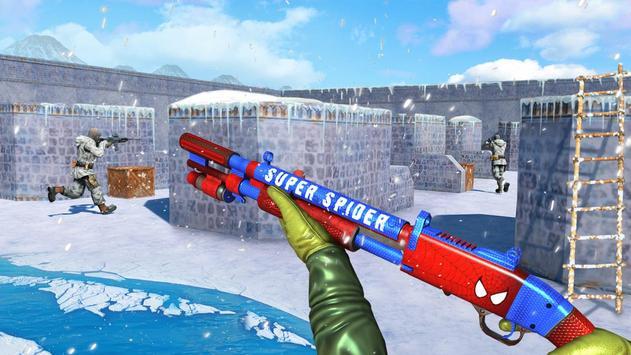 ألعاب إطلاق نار حرب مهمة كوماندوز FPS مجانية 2020 تصوير الشاشة 17