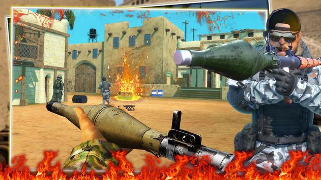 FPS Commando Secret Mission - Free Shooting Games screenshot 1