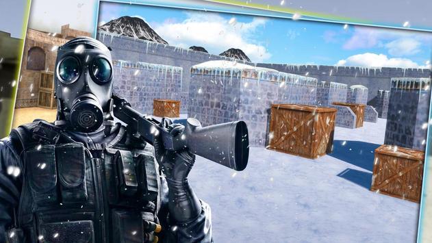 FPS Commando Secret Mission - Free Shooting Games screenshot 2