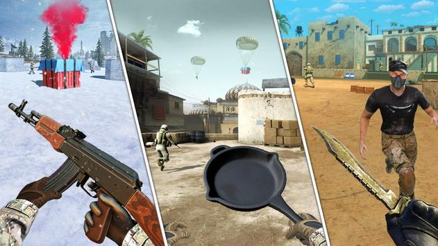 Jogos de tiro offline grátis FPS Jogos de tiro 3d imagem de tela 2