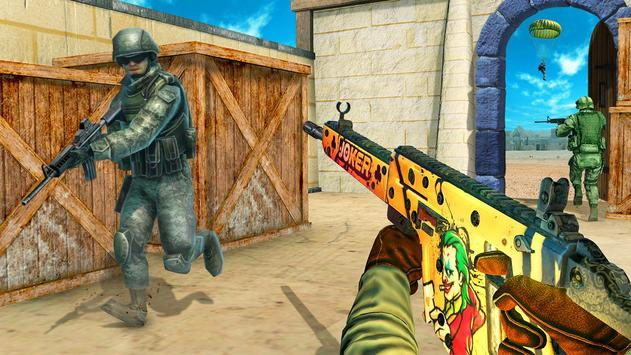 Jogos de tiro offline grátis FPS Jogos de tiro 3d imagem de tela 4