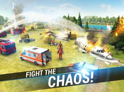 EMERGENCY HQ - free rescue strategy game screenshot 11