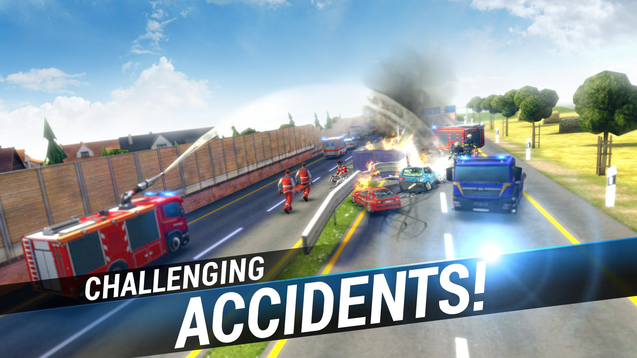EMERGENCY HQ - free rescue strategy game for Android - APK