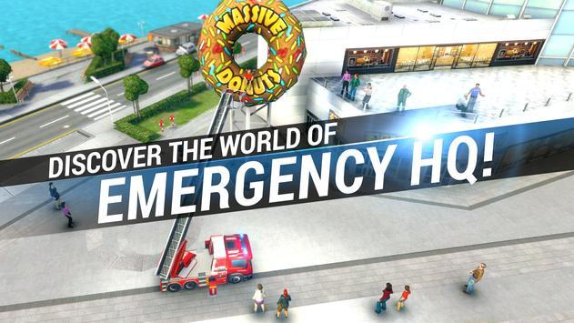 EMERGENCY HQ - free rescue strategy game screenshot 2