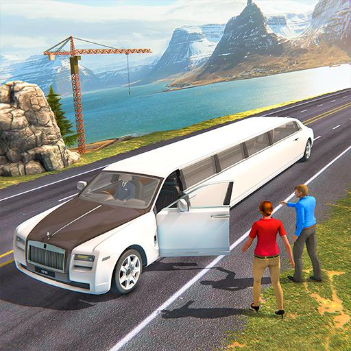 Download Limousine Taxi Driving Game For Android