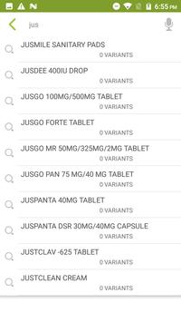 Shanti e Pharmacy screenshot 1