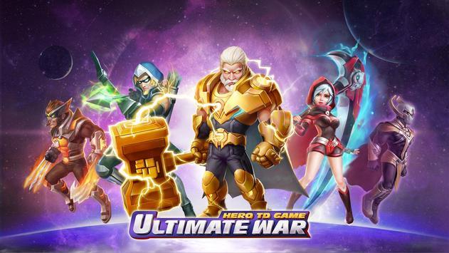 Ultimate War poster