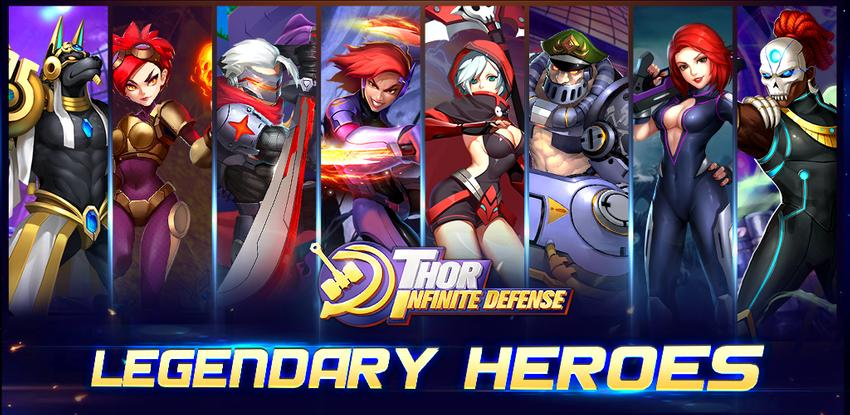 Thor: Infinite Defense APK
