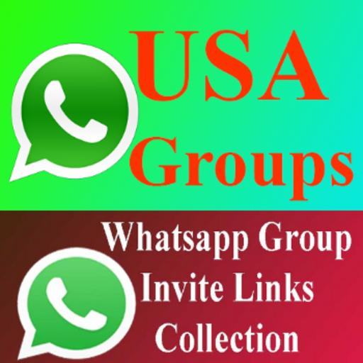 Join USA what app links - Unlimited Group Links for Android