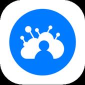 Shabakaty Share App ícone