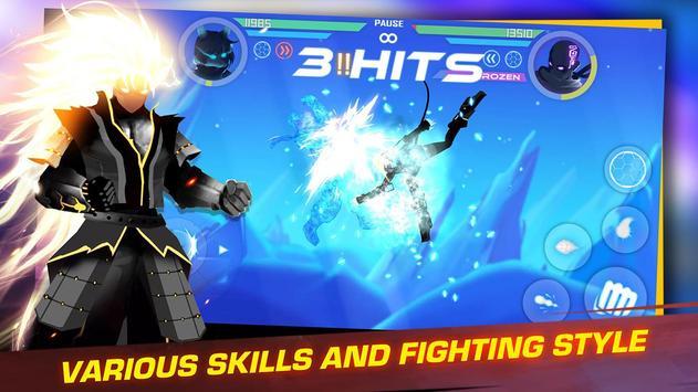 Shadow Battle 2.2 पोस्टर