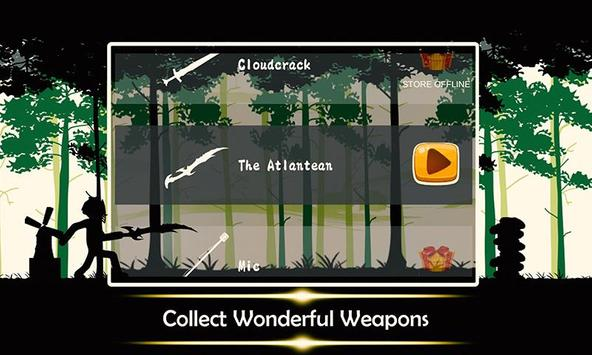 Stickman Shadow: Ninja Wild Warriors Fighting Game screenshot 14