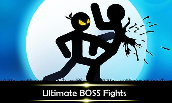 Stickman Shadow: Ninja Wild Warriors Fighting Game screenshot 10