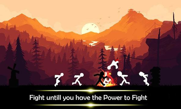 Stickman Shadow: Ninja Wild Warriors Fighting Game screenshot 11