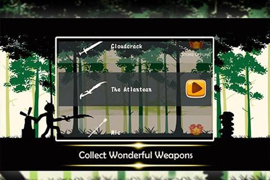 Stickman Shadow: Ninja Wild Warriors Fighting Game screenshot 4
